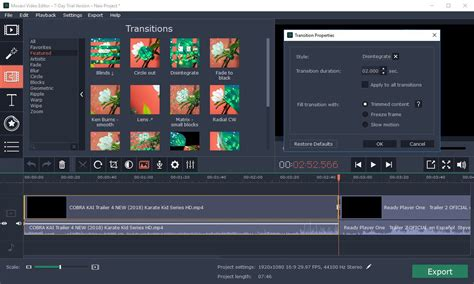Movavi Video Editor 15 - Download for PC Free