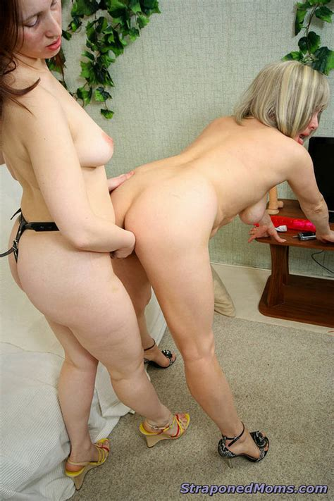 Mature Milf Lesbian Seduction