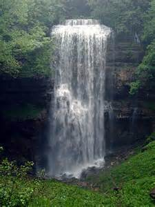 Virgin Falls Sparta TN