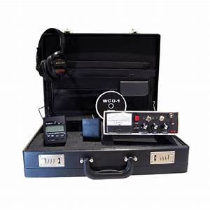 Professional Counter Surveillance System