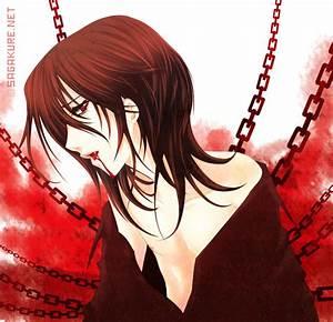 Vampire Knight - Bloody kiss 1 by Kaname-x-Zero on DeviantArt