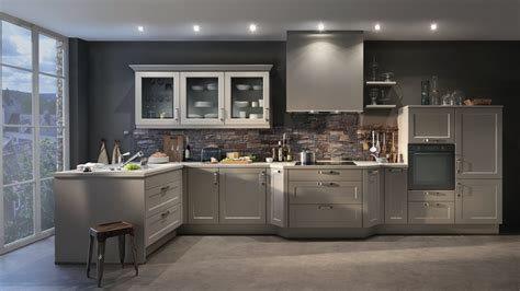 deco pour cuisine grise couleur mur salle de bain grise et bois