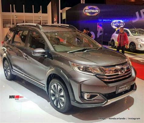 Honda Brv 2019 Picture by 2019 Honda Brv Facelift Makes Global Debut May Launch In