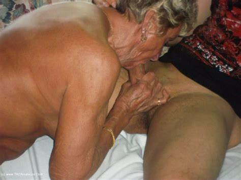 My Grandma Enjoying To Kissing And Fucked cougarchampion