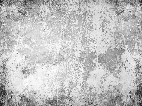 Grunge Black And White Texture For Photoshop (Grunge And