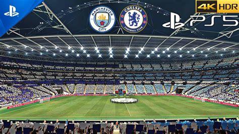 (PS5) FIFA 21 Manchester City vs Chelsea   UEFA Champions ...