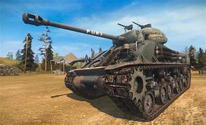 FURY Branded M4 Sherman Coming To World Of Tanks Respawn