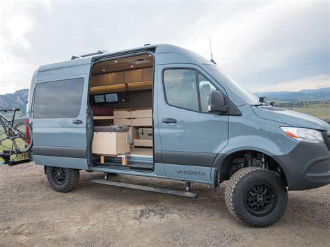 See more ideas about mercedes camper van, mercedes camper, mercedes. Vansmith has unveiled its new camper van with wood ...