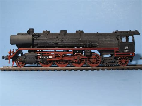clearwater german drb class 41 2 8 2 steam locomotive esci