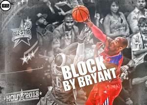 Kobe Bryant Block Lebron James by EmanuelooElArte on ...