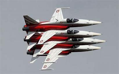 Fighter Tiger Jet Aircraft Ii F5 Swiss
