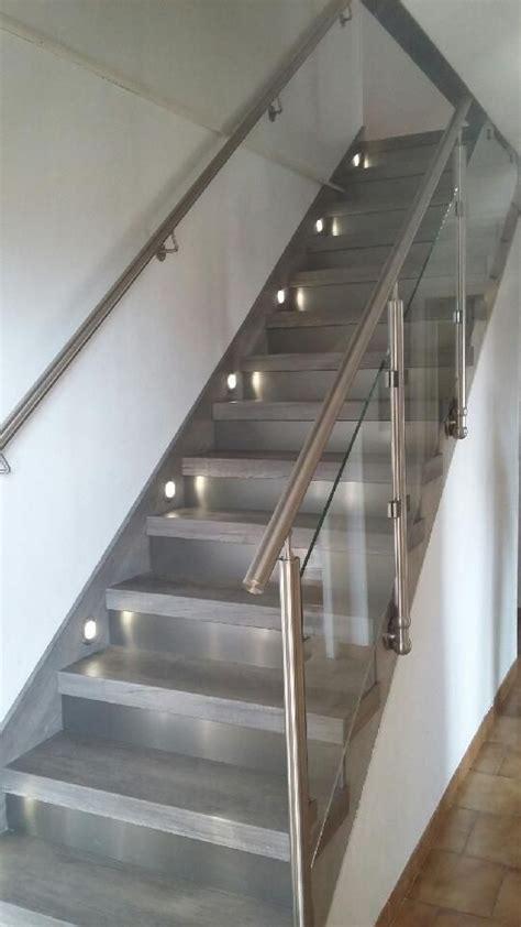 escalier beton changer vielle moquette relooker marches