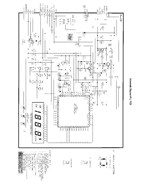 Bose Companion 5 Wiring Diagram by Bose Awcs2010 Service Manual Schematics Eeprom