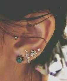 diamond helix stud 28 adventurous ear piercings to try this summer