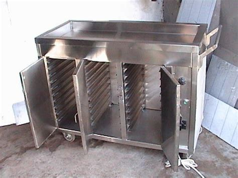 hot food tray trolley at rs 48000 piece daryaganj new