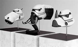Interesting, And, Cool, Stormtrooper, Helmets, For, An, Animal