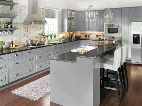 ikea grey kitchen cabinets 17 best ideas about grey ikea kitchen on grey
