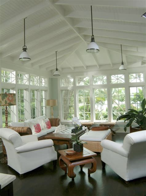 17+ Sunroom Lighting Designs, Ideas  Design Trends