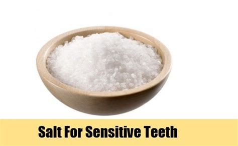 6 Home Remedies For Sensitive Teeth
