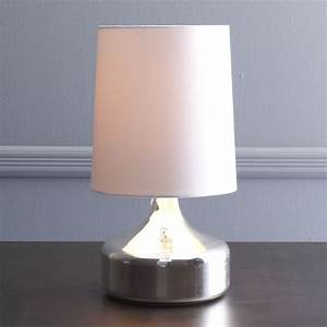 perch table lamp metallic west elm With perch table lamp yellow