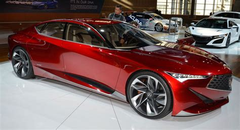 Acura Precision Concept 2020 by Acura Precision Concept Should Not Be Overlooked Carscoops