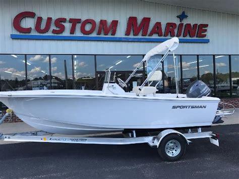Sportsman Boats Statesboro by 2017 Sportsman Island Reef 17 Center Console Statesboro