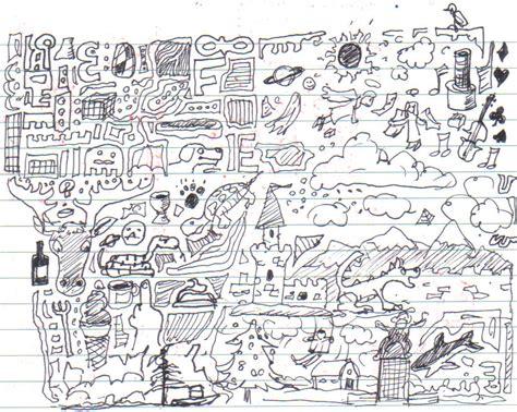 Easy Random Drawings Doodles