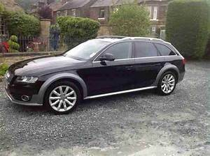 Audi A4 Allroad 2010 : audi 2010 a4 allroad tdi quattro black car for sale ~ Medecine-chirurgie-esthetiques.com Avis de Voitures