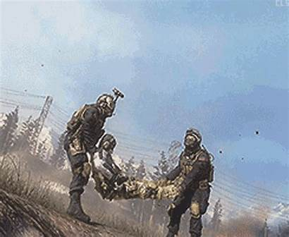 Ghost Duty Call Gifs Cod Throw Tenor