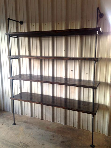 Industrial Retail Shelving Heavy Duty Shelf Retail Fixture