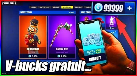 fortnite mobile hack   bucks