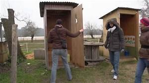 des toilettes dans mon jardin youtube With modele de rocaille pour jardin