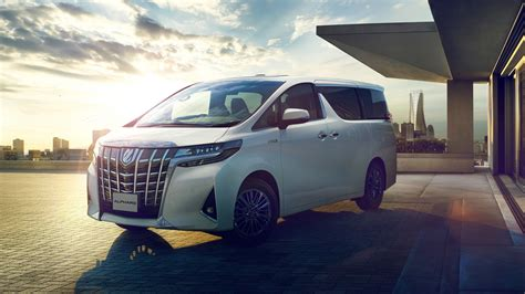 Toyota Alphard Wallpapers 2018 toyota alphard executive lounge 4k wallpaper hd car
