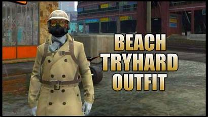 Gta Tryhard Outfit Beach