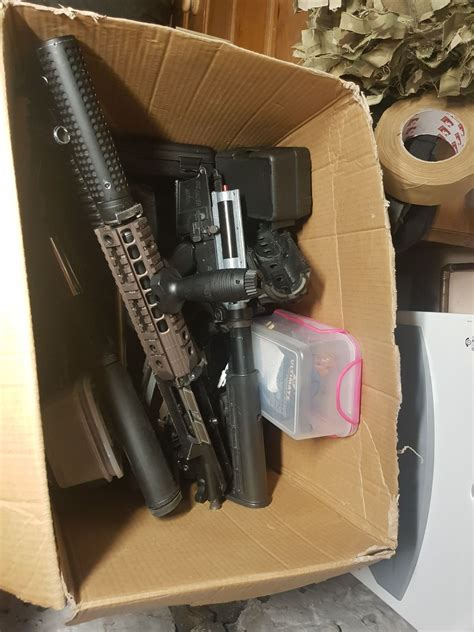 2 rifs and box of bits - Electric Rifles - Airsoft Forums UK