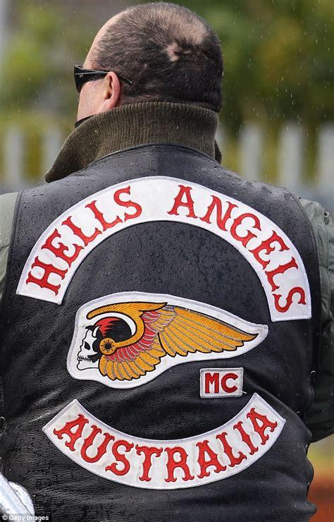 hells angels sue melbournes redbubble