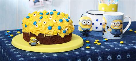 minions kuchen minions kuchen mit bananen mit gewinnspiel ernsting 39 s