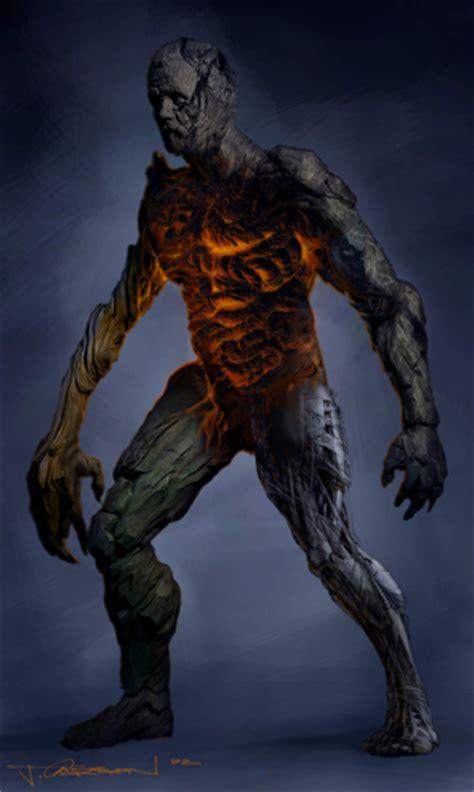 concept art  ang lees hulk gamma dogs