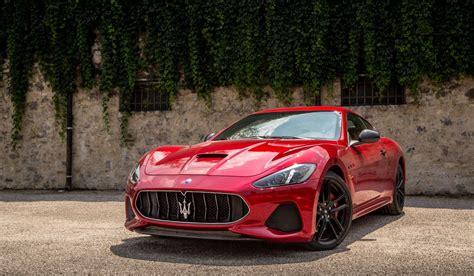 Maserati Granturismo by 2018 Maserati Granturismo Sport Motavera