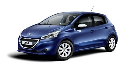 peugeot auto france peugeot 208 like edition launched in france autoevolution