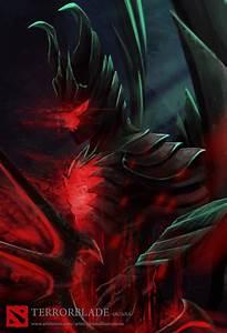 Dota 2 Terrorblade Arcana Wallpaper Wwwpixsharkcom
