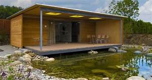 Anbau Haus Modul : dieses modul haus wird innerhalb weniger stunden aufgebaut wie ein kleiner luxus bungalow ~ Sanjose-hotels-ca.com Haus und Dekorationen