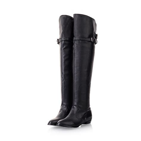 womens motorcycle riding boots with heels aliexpress com buy new over the knee high boots women