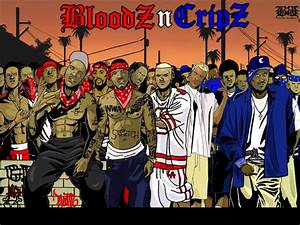 Bloods & Crips Everythings Gonna C Alright Remix Slowed n ...