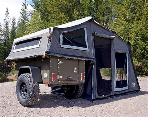 freespirit journey basecamp trailers jeep camping
