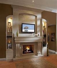 good looking mantel decoration ideas Fireplace Mantel Ideas: How to Cozy Up Your Home - Decor ...