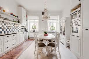country kitchen tiles ideas scandinavian style home with a twist