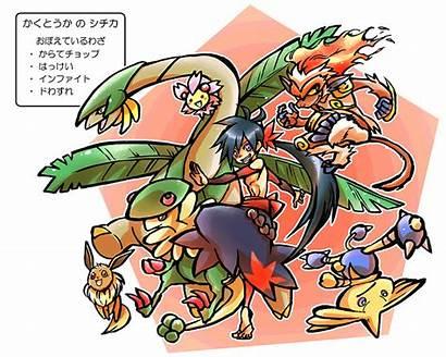 Random Pokemon Fanpop Pokemon Fan Fanart