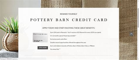 Pottery Barn Gift Card Discount by 15 Pottery Barn Coupon Code 2017 Promo Code Dealspotr
