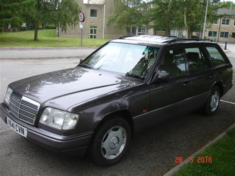 To download any of our books like this one. 1996 MERCEDES E200 SEVEN SEATER ESTATE (W124) SOLD | Car And Classic